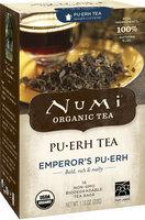 Numi Organic Tea Emperor's Pu-erh