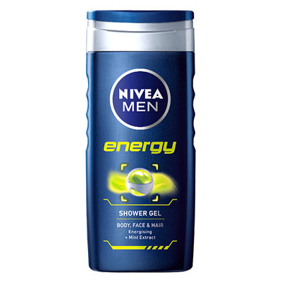 NIVEA Energy Shower Gel