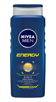 NIVEA Energy Body Wash