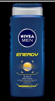 NIVEA Energy Body Wash