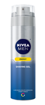 NIVEA Energy Shaving Gel