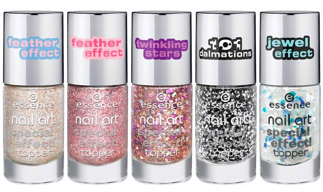 Essence Nail Art Special Effect Topper Reviews