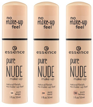 Essence Pure Nude Make-Up