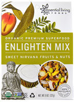 Essential Living Foods Enlighten Mix 8 oz - Vegan