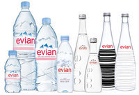 Evian® Natural Spring Water