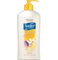 Suave® Skin Solutions Lotion Pump, Everlasting Sunshine