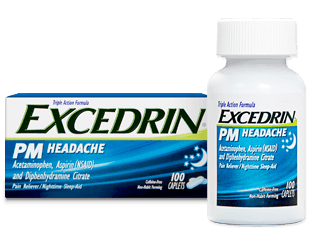 Excedrin® PM Headache