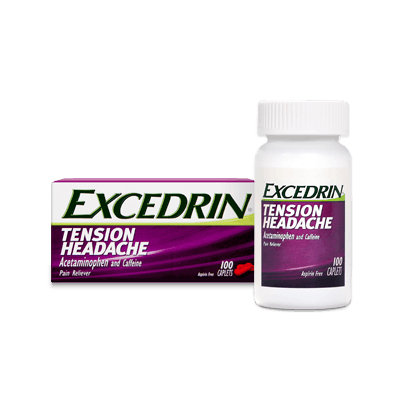 Excedrin® Tension Headache