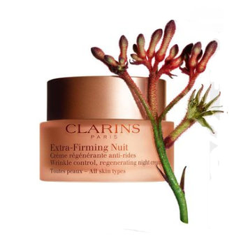 Clarins Extra-Firming Wrinkle Control Night Cream