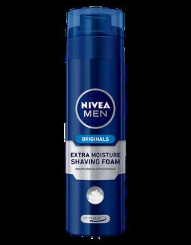 NIVEA for Men Extra Moisture Shaving Foam