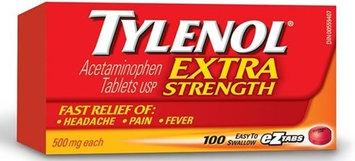 Tylenol® Extra Strength EZ Tablets