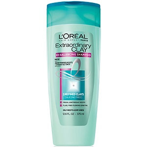 L'Oréal Paris Hair Expert Extraordinary Clay Shampoo