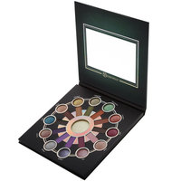 BH Cosmetics Zodiac - 25 Color Eyeshadow & Highlighter Palette