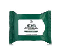 THE BODY SHOP® Tea Tree Skin Clearing Facial Wipes