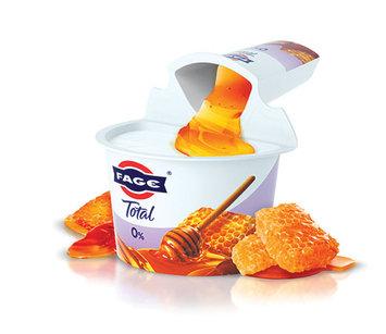 FAGE Total 0% Honey Non Fat Yogurt