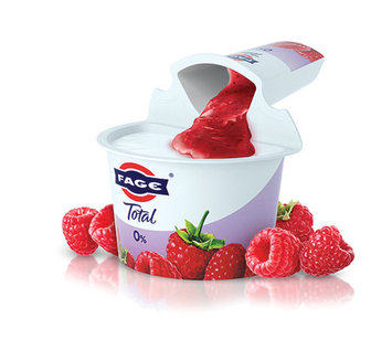 FAGE Total 0% Raspberry Non Fat Yogurt