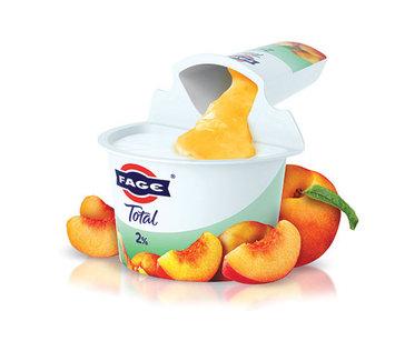 FAGE Total 2% Peach Low Fat Yogurt