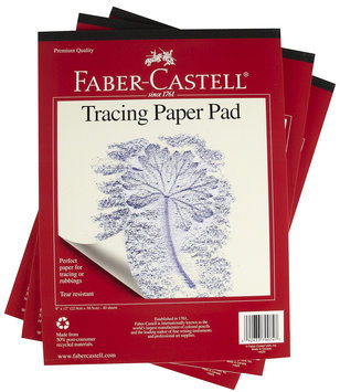 Faber-Castell Tracing Paper Pad 9