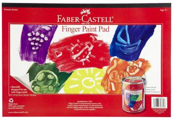 Faber-Castell Finger Paint Pad 12