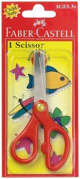 Faber-Castell Children's Safety Scissors