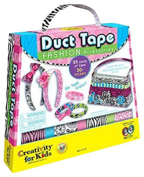 Duct Tape Fashion Accessories by Creativity for Kids