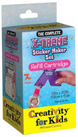 X-treme Sticker Refill by Creativity for Kids