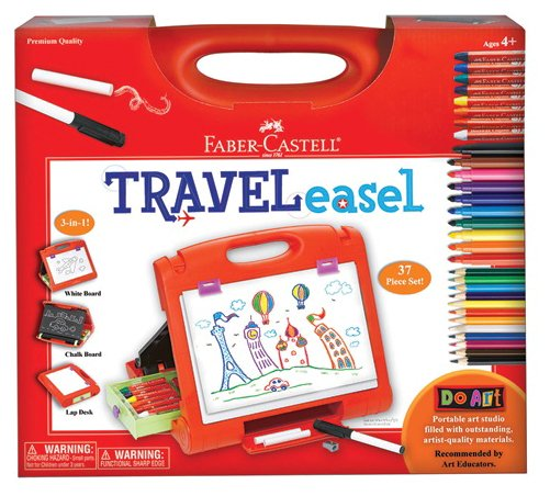 Creativity For Kids Do Art-Travel Easel
