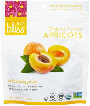 Fruit Bliss DRIED APRICOTS, OG1, TURKSH, (Pack of 6)
