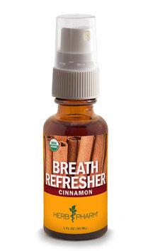 Herb Pharm Breath Refresher™ Cinnamon