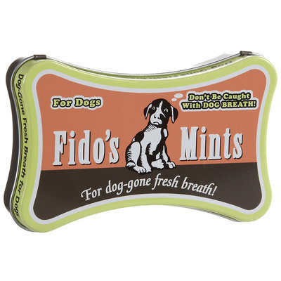 Fido's Cookies Mints for Dogs - Chicken Mint - 1.4 oz