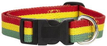 Fab Dog Rasta Collar