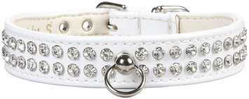 Fab Dog Crystal Collar