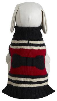 Fab Dog Bone Sweater
