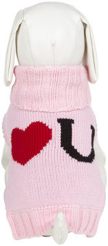 Fab Dog Love U Sweater