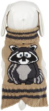 Fab Dog Racoon Sweater