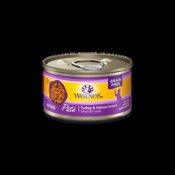 Wellness Complete Health™ Pâté Turkey & Salmon Cat Food