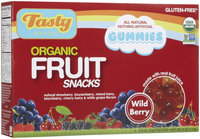 Tasty Brand Fruit Snacks - Wild Berry