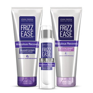 The John Frieda® Frizz Ease® Miraculous Recovery™ Collection