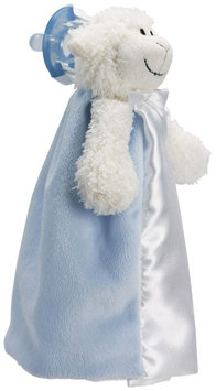 First Friends The Friendly Pacifer 2004 Blue Lamb