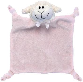 Winway Corp First Friends Flatsie Pacifier Pal - Pink Lamb
