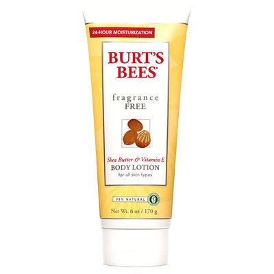 Burt's Bees Fragrance Free Body Lotion
