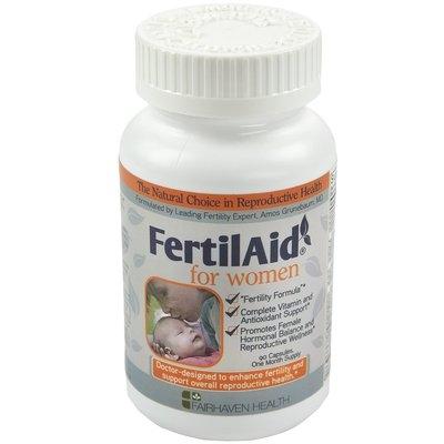 Fairhaven Health - FertilAid for Women - 90 Capsules
