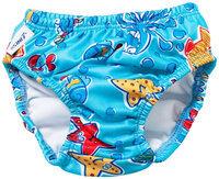 Finis Cloth Swim Diaper - Blue Octopus