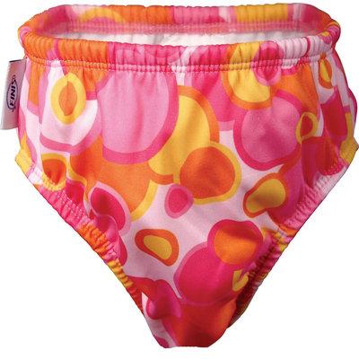 Finis Cloth Swim Diaper - Pink Bubble - 1 ct.