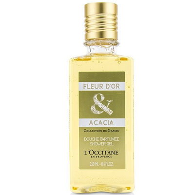 L'Occitane Fleur D'Or & Acacia Shower Gel