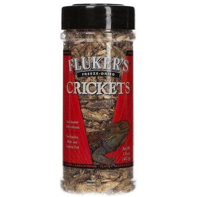 Fluker Labs SFK72000 Freeze Dried Crickets - 1.6 oz