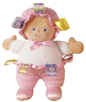 Mary Meyer Taggies Baby Doll 8-inch Plush