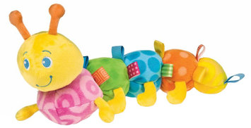 Mary Meyer Colours Soft Taggies Caterpillar Toy