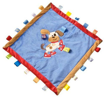 Mary Meyer Taggies Cozy Blanket (Buddy Dog)