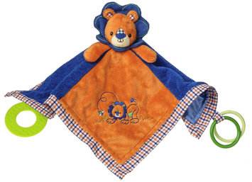 Mary Meyer Levi Lion Activity Blanket